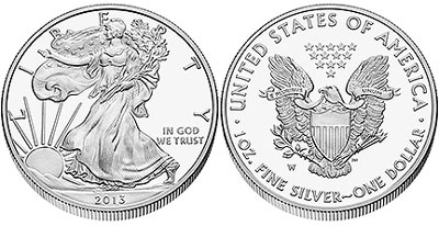2013 Proof Silver Eagle