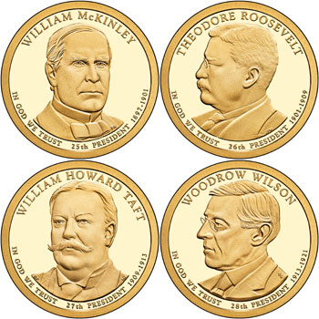 2013 Presidential Dollars