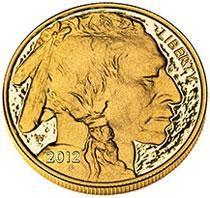 2012 Gold Buffalo