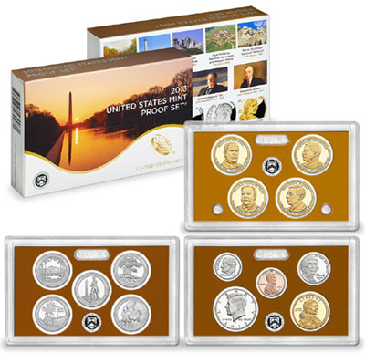 2013 Proof Set