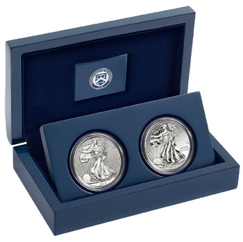 West Point Silver Eagle Set