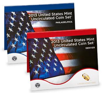 2013 Mint Set