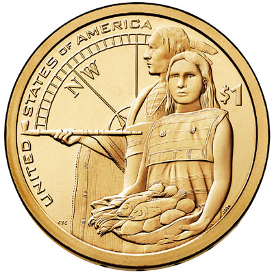 2014 Native American Dollar