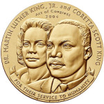 Martin Luther King Jr. Congressional Gold Medal