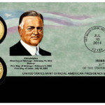 Herbert Hoover Coin Cover