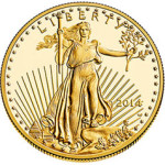 2014 Proof Gold Eagle