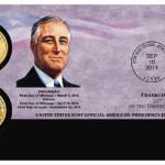 Franklin D. Roosevelt Coin Cover