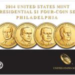 Four Coin Set