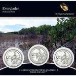 Everglades Three Coin Set