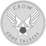 Crow Code Talkres Medal