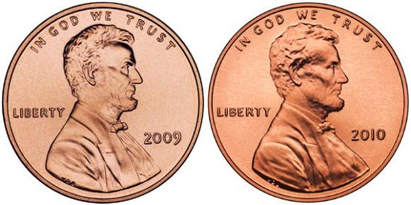 Restored Lincoln Portrait