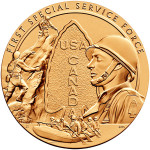 First Special Service Forece Medal