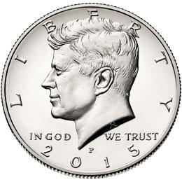 2015 half dollar
