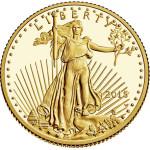 2015 Proof Gold Eagle