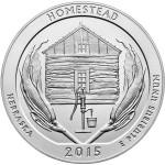 Homestead Silver Coin