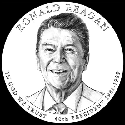 Reagan Presidential Dollar