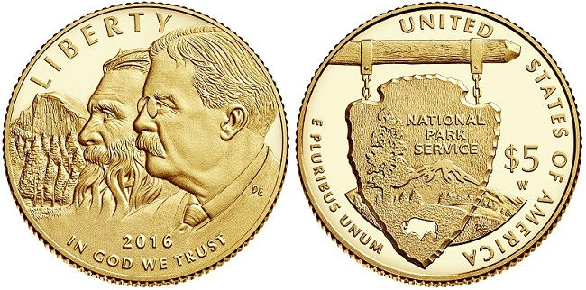 2016-national-park-service-obverse PROOF BOTH