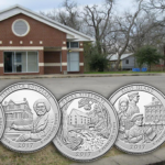 Numismatic products like the America the Beautiful quarters could bring a significant amount of revenue to the U.S. Postal Service. Local post offices, like this one in Boling, Texas, would all stand to benefit. (Wikipedia photo by Djmaschek)