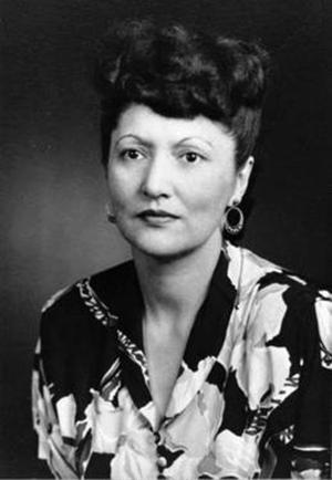Elizabeth Peratrovich. (Wikimedia Commons photo)