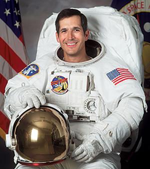 John Bennett Harrington. (NASA photo)