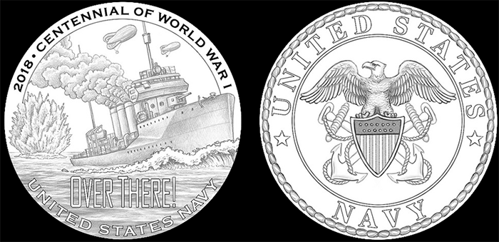 WWI-2018-silver-medals-Navy