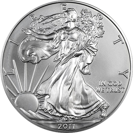 Uncirculated (2011-S).
