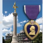 1st-Infantry-Division-Purple-Heart-Hall-commemorative-coin