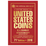 Guide-Book-United-States-Coins-Red-Book-2018-71st-Rittenhouse-sq