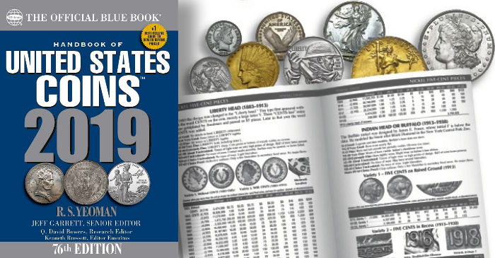 New 2019 OFFICIAL BLUE BOOK™ expanded with full-color sections ...