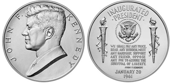 2015 JOHN F KENNEDY COIN AND CHRONICLE SET ORIGINAL as Issued
